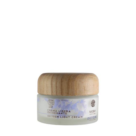 Crema ligera oxigenante Naobay