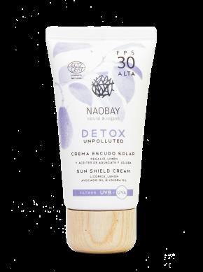 crema protección solar Naobay