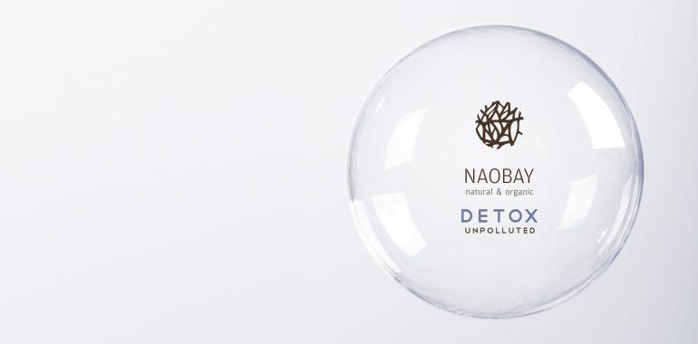 Línea Detox Naobay